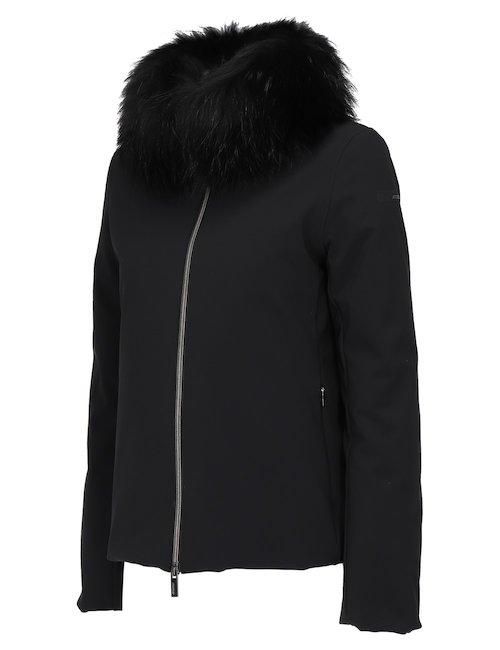 Winter K Fur Down Jacket