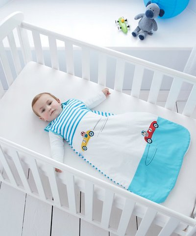 Grobag riviera sleep bag 0-6 Months 2.5 tog