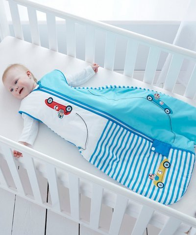 Grobag riviera sleep bag 6-18 months 2.5 tog