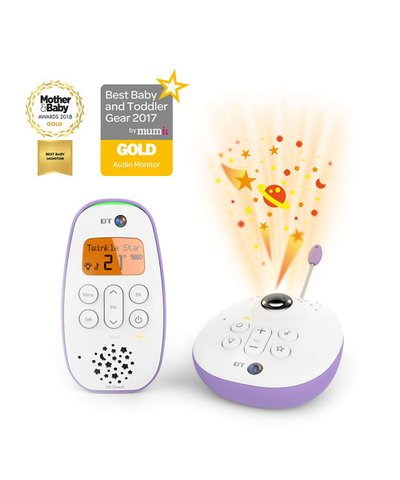 BT Audio Baby Monitor 450 Lightshow