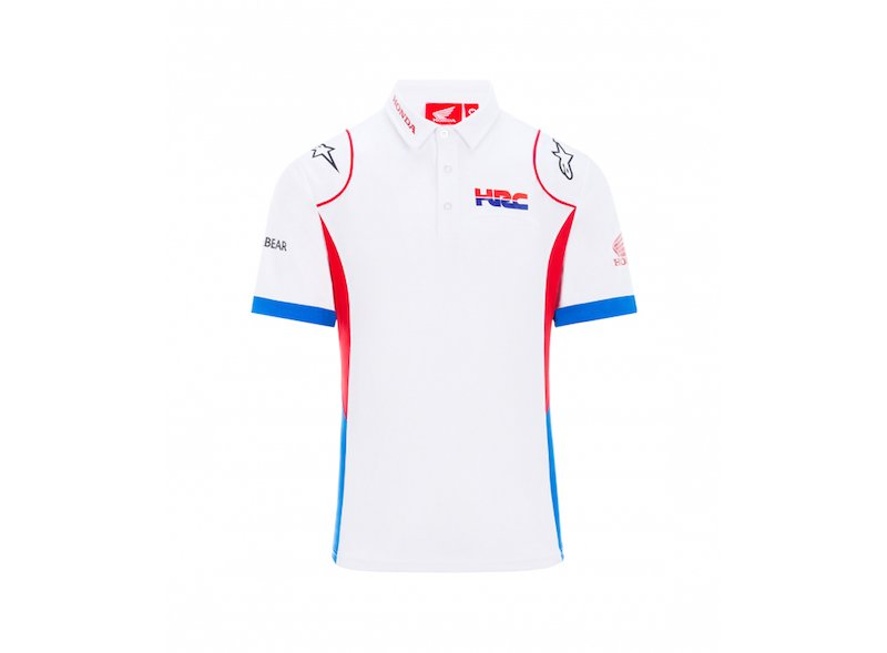 Polo Honda HRC Team Replica - White