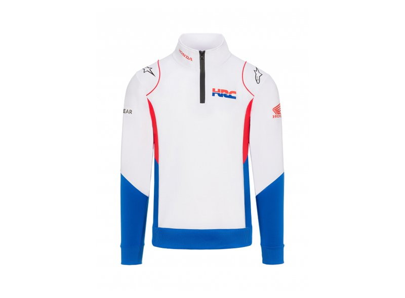 Sudadera HRC Team Replica - White