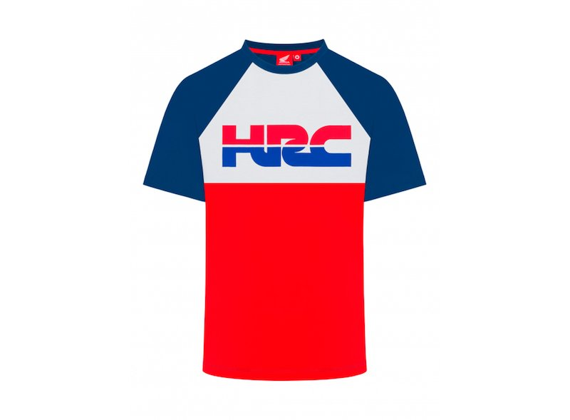 Camiseta HRC Team wear Replica - White