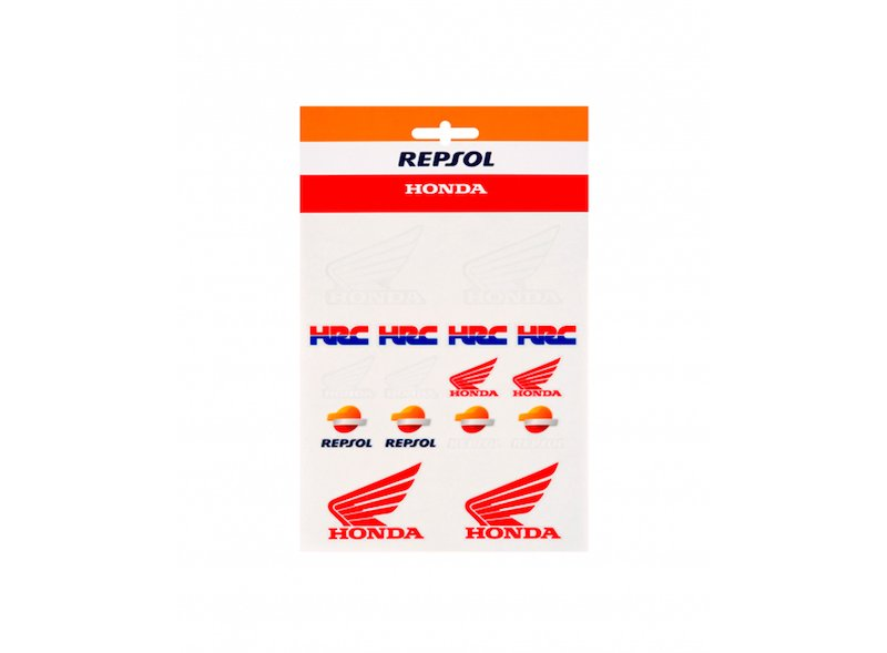Stickers Repsol Honda HRC Medium