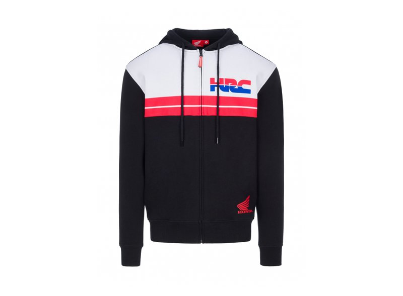 Sudadera HRC 2 Stripes - Black
