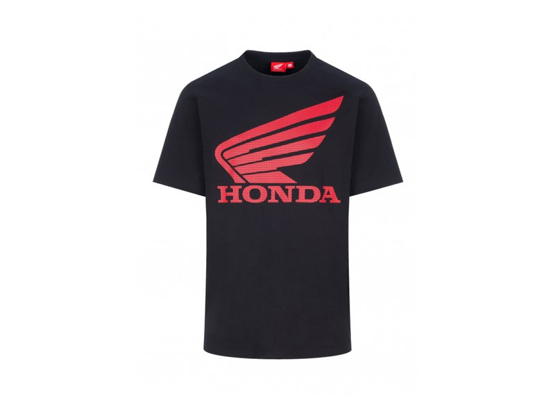 Camiseta Honda HRC Wings - Black