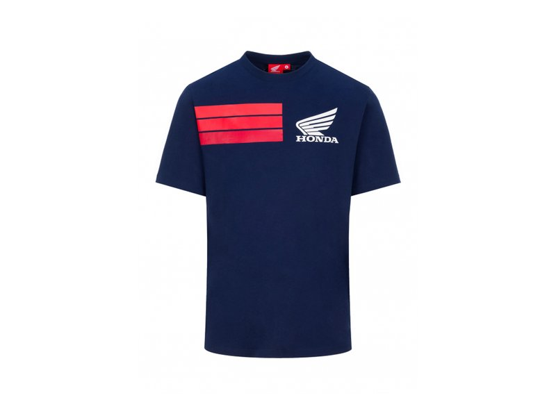 T-shirt Honda HRC - Blue