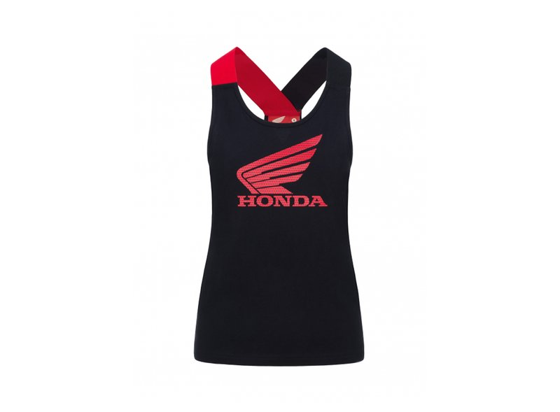 Camiseta de tirantes Mujer HRC - Black