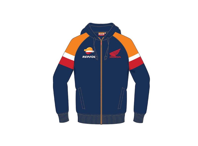Sweat Repsol Honda Blue