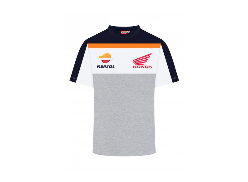 Camiseta Repsol Honda Racing - White