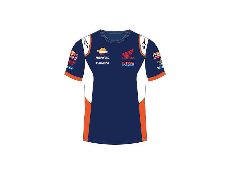 Repsol Honda Officiel T-Shirt