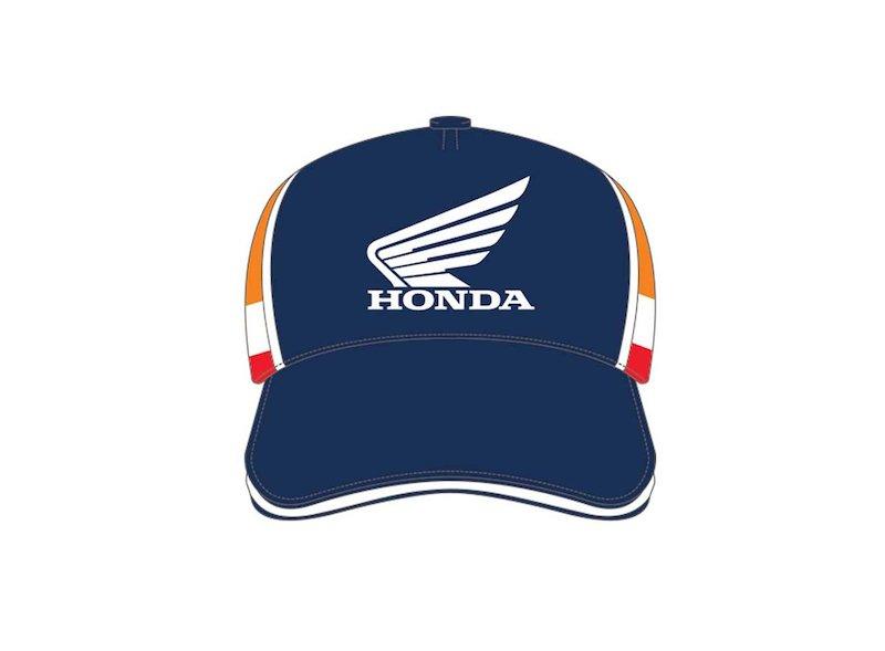 Casquette Honda Repsol HRC - White