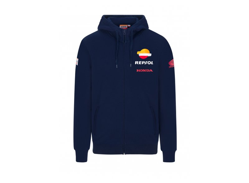 Sudadera Repsol Team - Blue