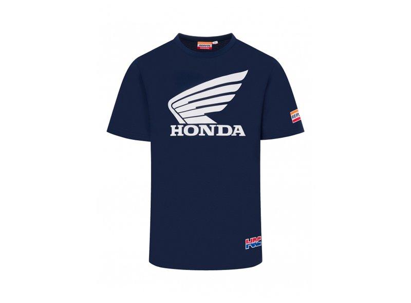 Camiseta Repsol Honda - Blue