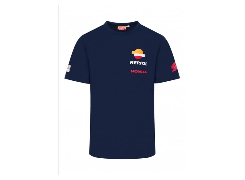 T-shirt Repsol Team - Blue