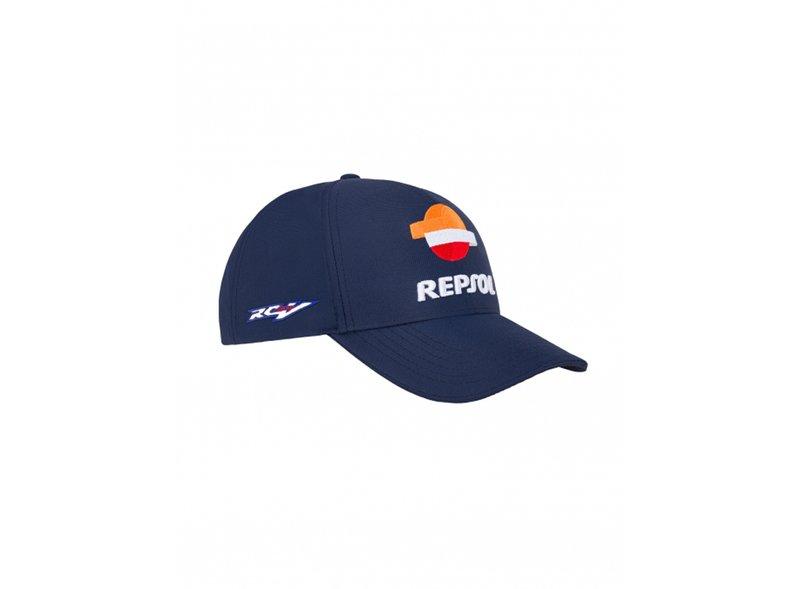 Gorra Repsol Honda Replica - Blue