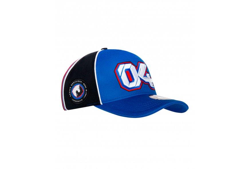Dovi 04 Baseball Cap - White