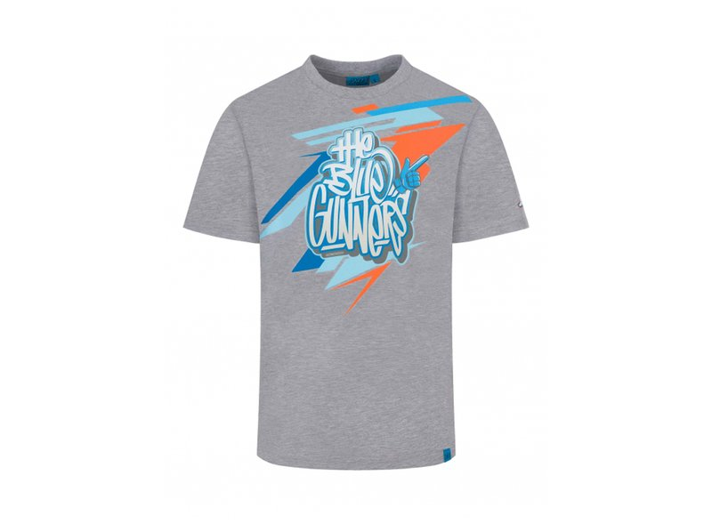 T-shirt Alex Marquez 73 - Grey