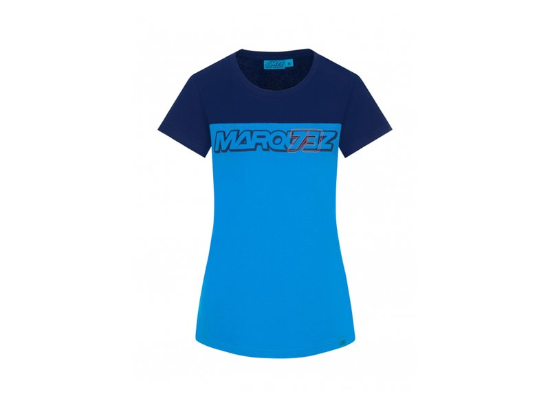 Alex Marquez 73 Women's T-Shirt - Blue