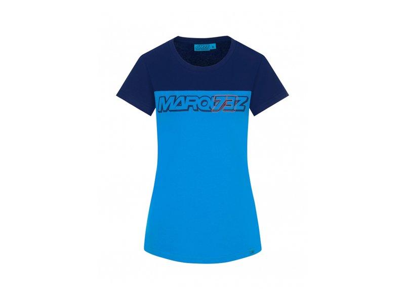 Camiseta Mujer Alex Marquez 73