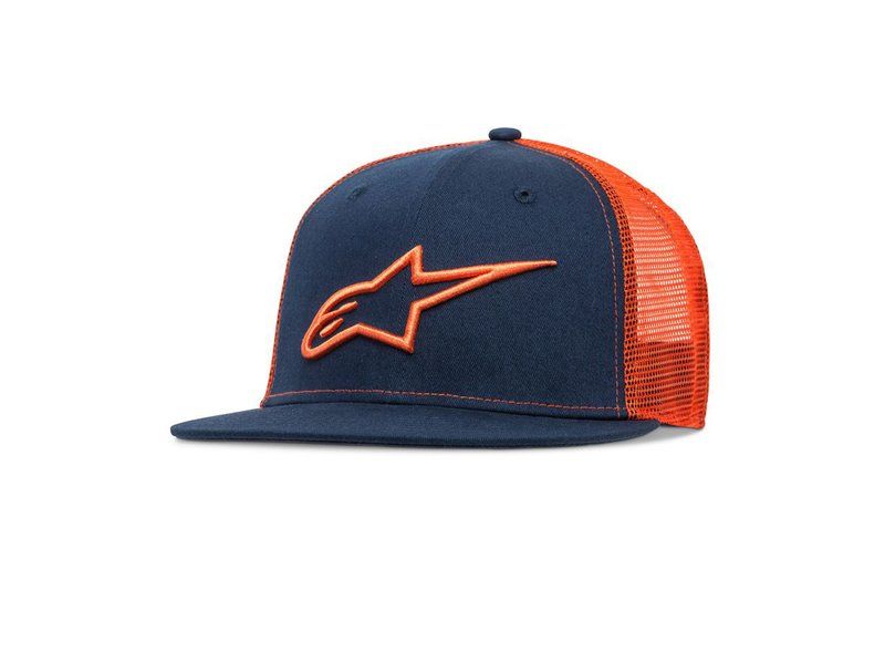 Casquette Alpinestars Trucker Orange