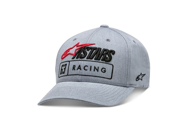 Cap Alpinestars Racing 63 Black