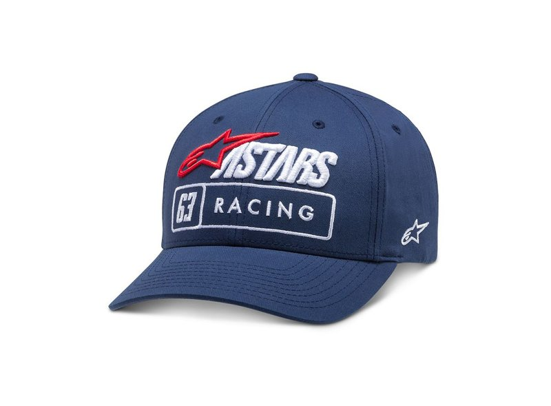 Cap Alpinestars Racing 63