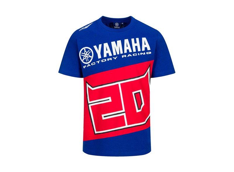 T-shirt Fabio Quartararo Yamaha Dual
