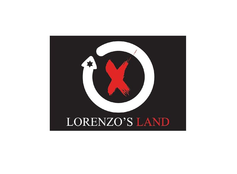 Lorenzo Porfuera Flag - White