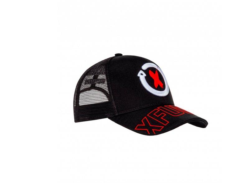 Lorenzo Baseball Trucker Cap - White
