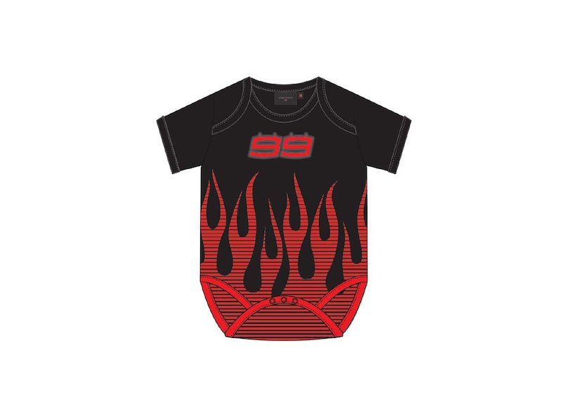 Lorenzo 99 Flames Baby Body