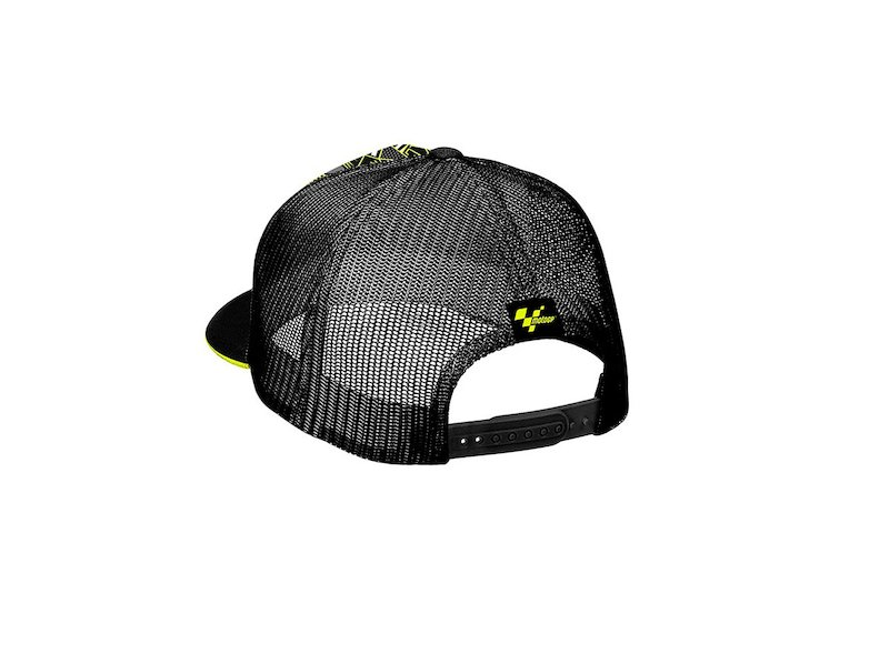 MGPHAT06 New Official Black Motogp Beanie