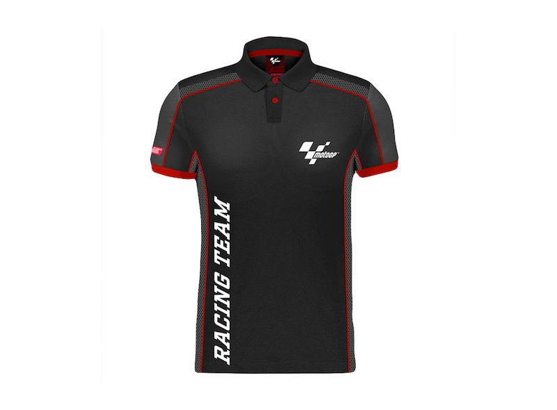 MotoGP™ Racing Polo Shirt - Black