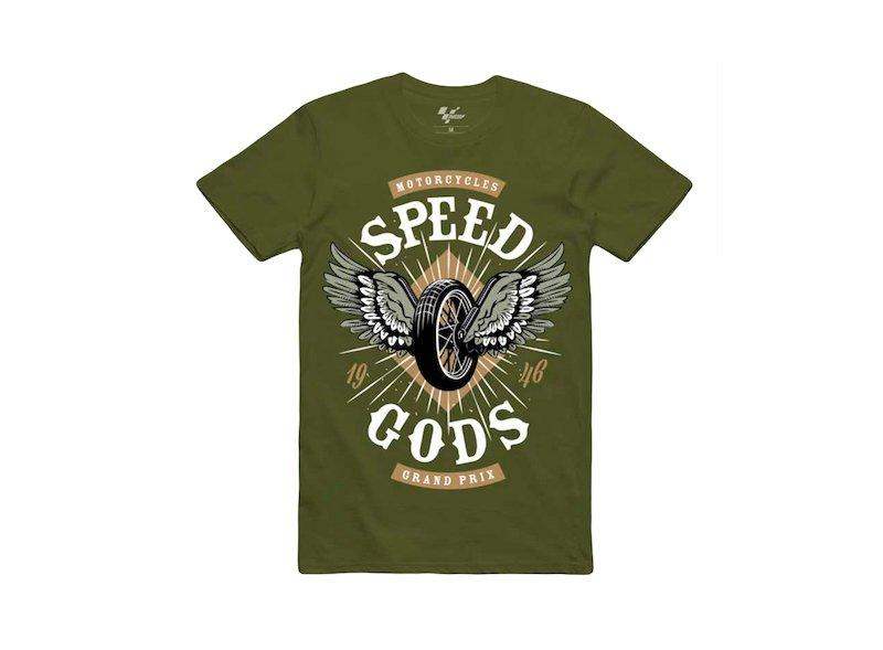 Camiseta MotoGP™ Speed Gods - Black