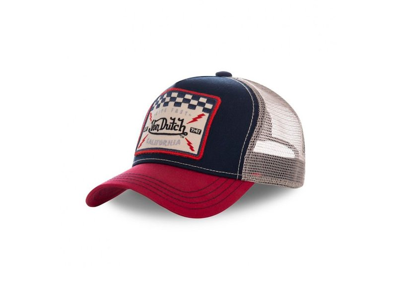 Von Dutch MotoGP Trucker Cap - Multicolor