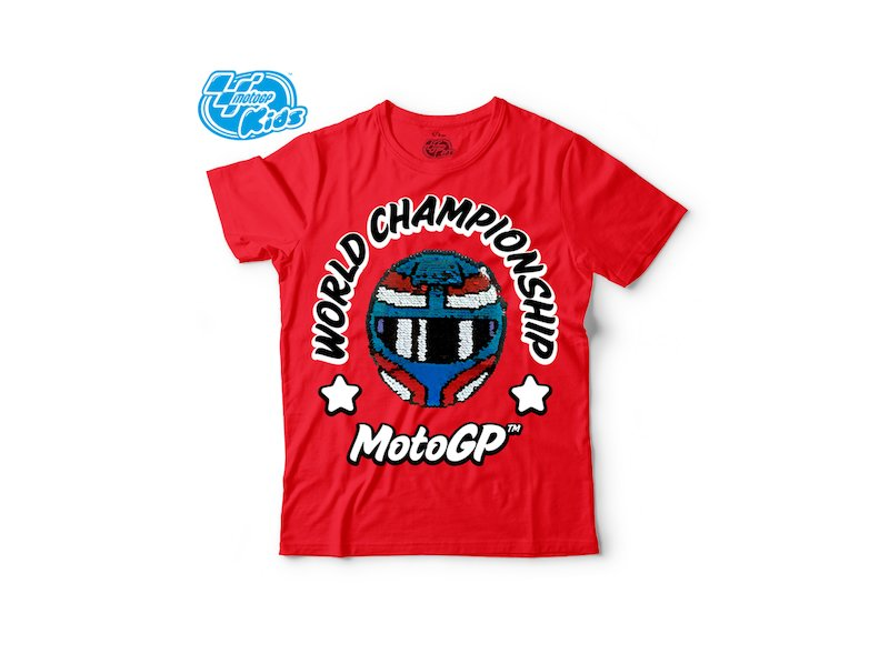 MotoGP™ t-shirt Kid - Red