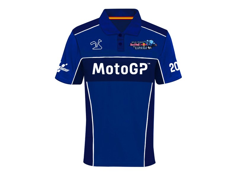 Polo shirt Gran Premio Red Bull de España - Black