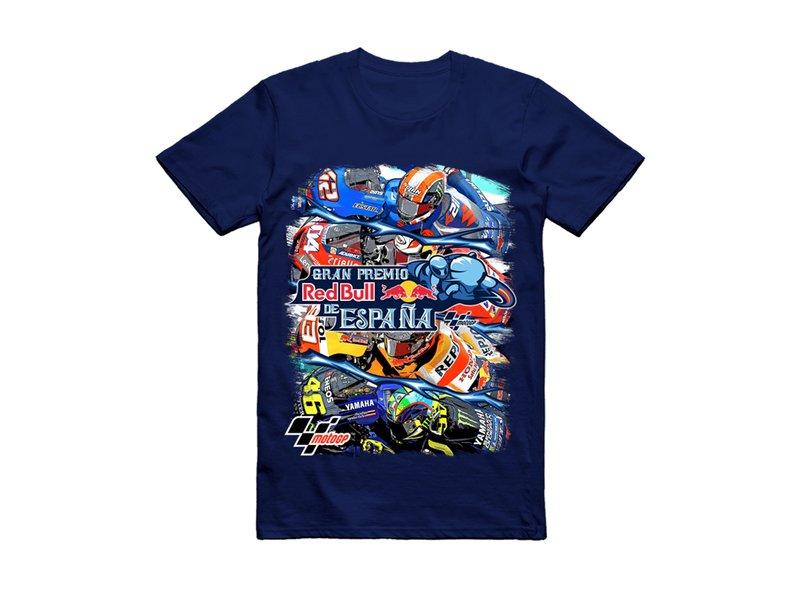 Gran Premio Red Bull de España T-shirt