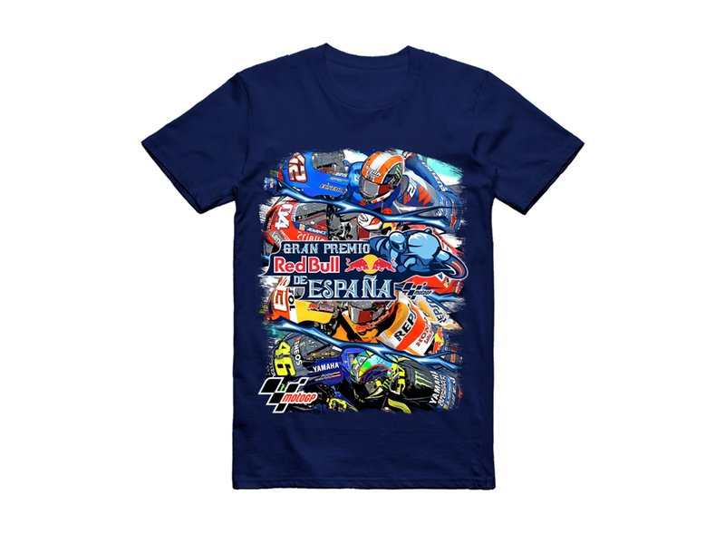 Camiseta Gran Premio Red Bull de España