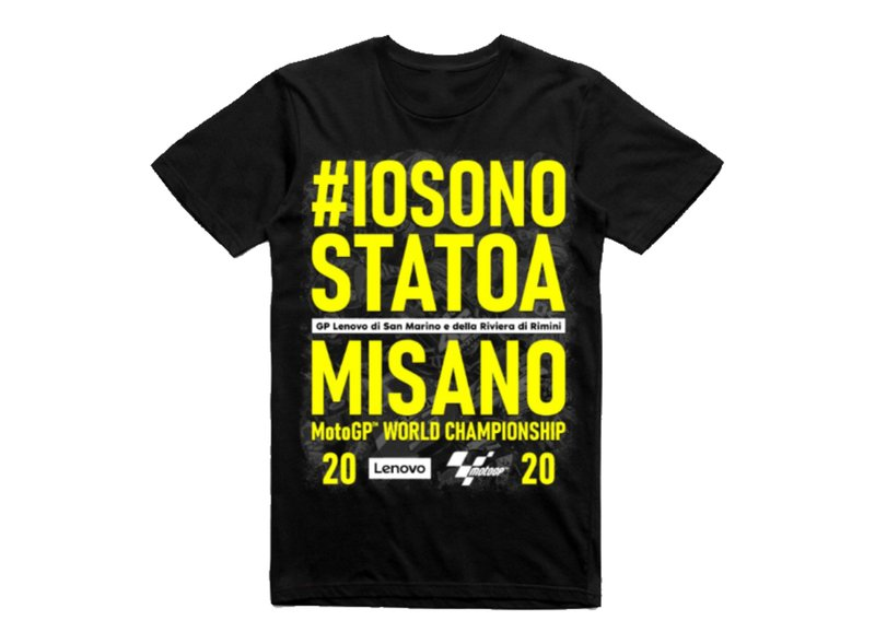 Camiseta Gran Premio Lenovo di San Marino