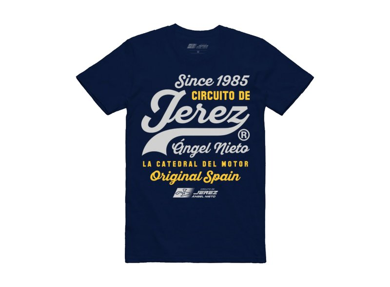 Camiseta Circuito de Jerez Original