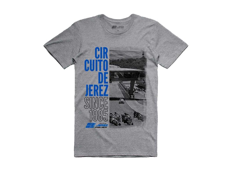 T-shirt Circuito de Jerez