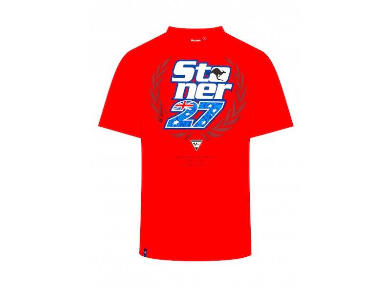 T-shirt hommage à Stoner