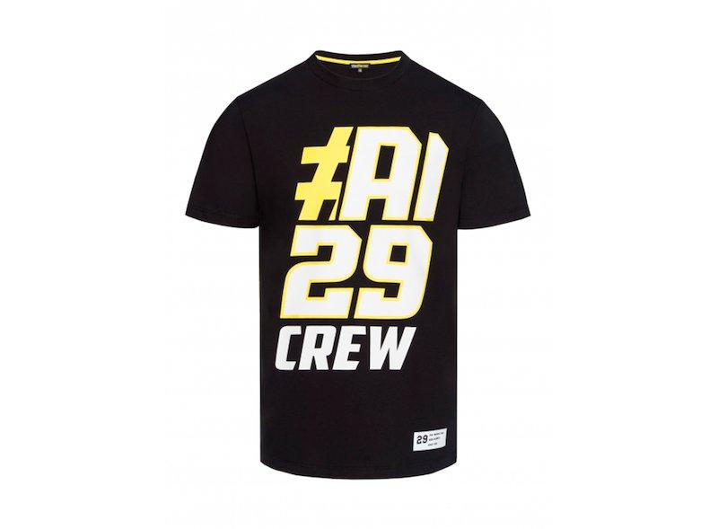 Maglietta #AI29 Crew - White