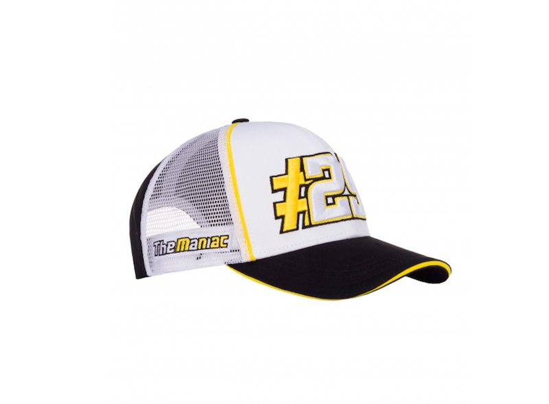Iannone Baseball Cap - White