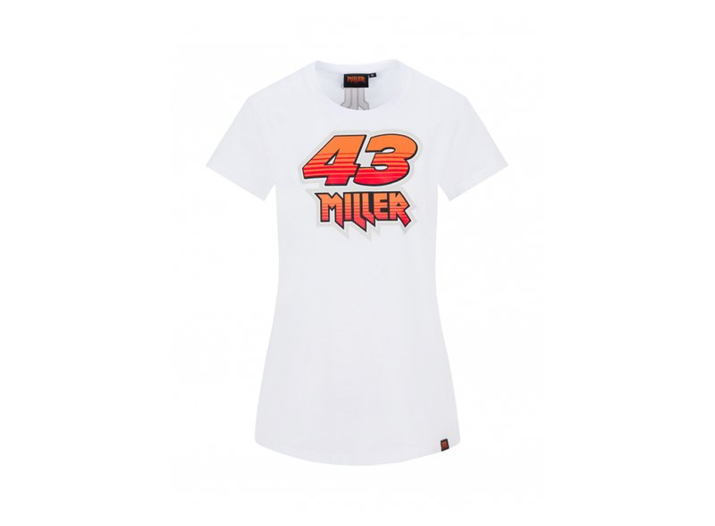 Jack Miller Women's T-Shirt - White