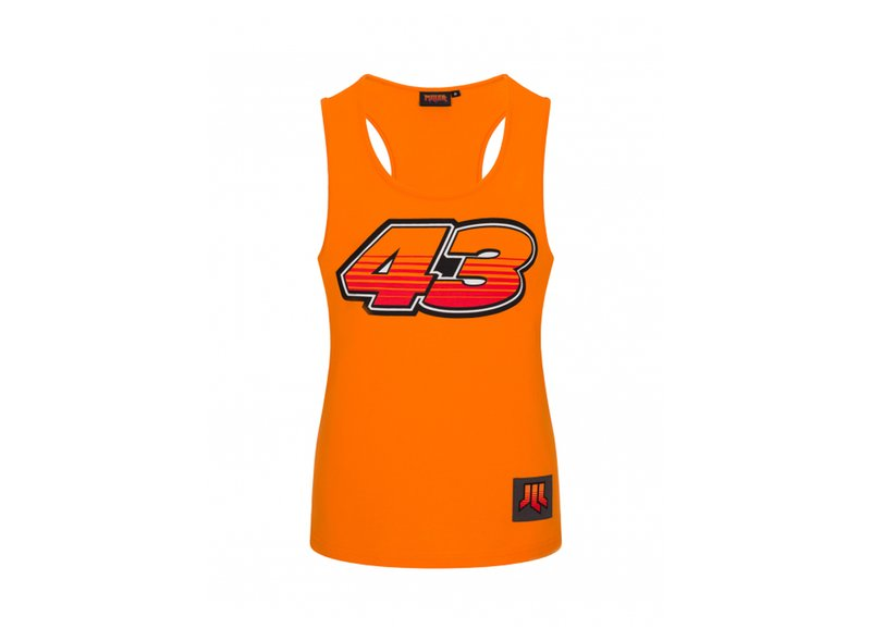 Jack Miller 43 Women's Tank Top - Orange