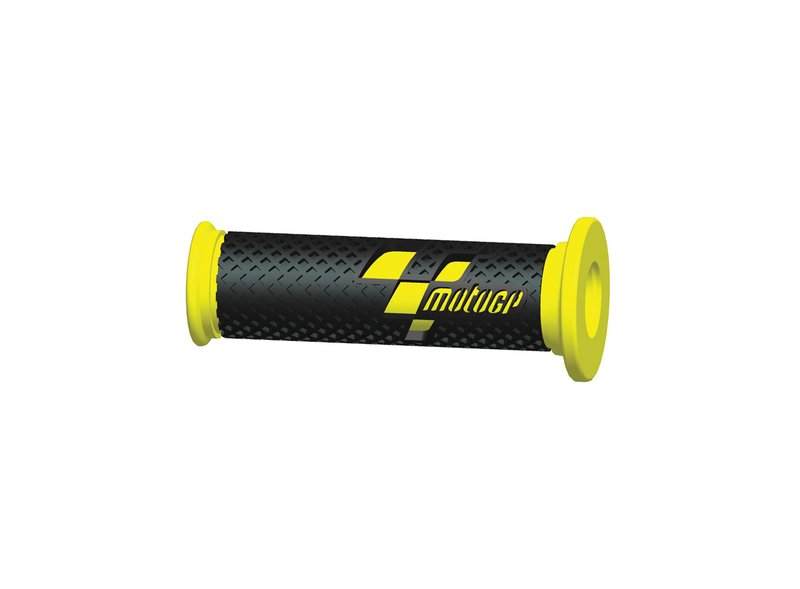 MotoGP™ Premium Race Grips Black-Yellow