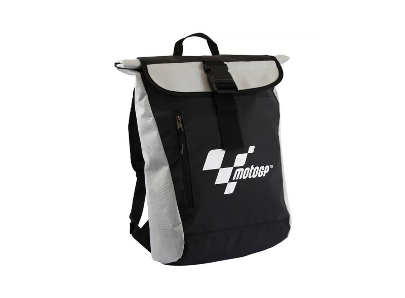 MotoGP™ Roll Top Backpack - Black