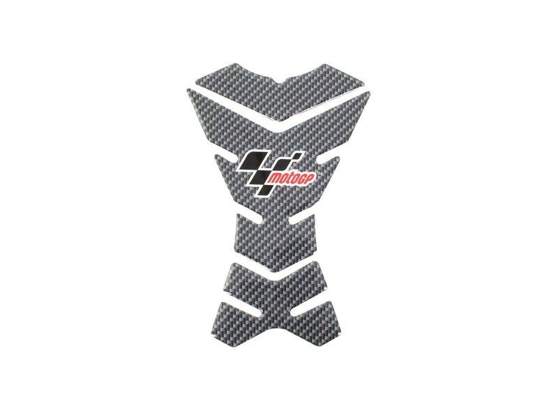 Protector de depósito MotoGP™ Efecto Carbono - Black